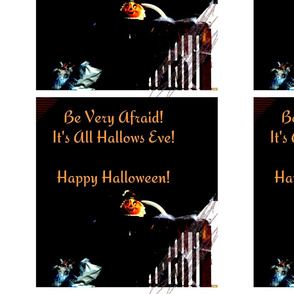 It's All Hallow's Eve!