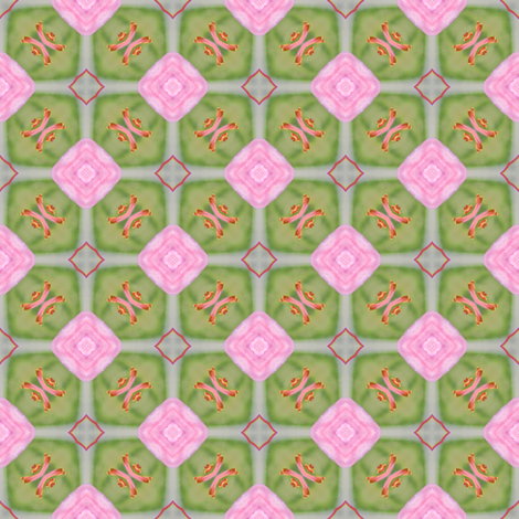 Pink7 fabric by bahrsteads on Spoonflower - custom fabric