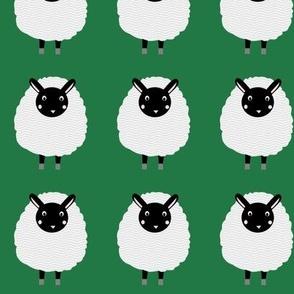 puffy sheep