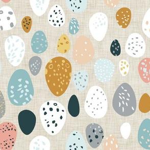 Eggs (fawn)