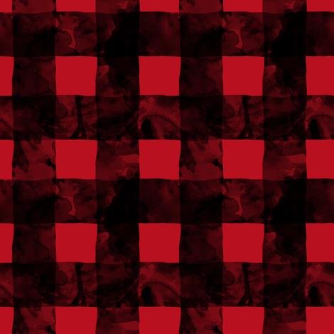 the Quietest Lumberjack (Medium) fabric by leighr on Spoonflower - custom fabric