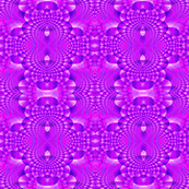 groovy purple grape's graphic repeat