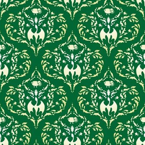 Wayward Baroque Green Small