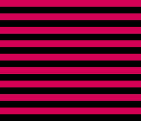 20150903-024_-_stripes_-_horizontal_-_1_inch_-_black_and_dark_pink_-_d30053_shop_preview