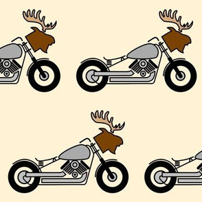 Downtown Moose Motorcycle (Macklemore)