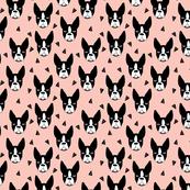 Boston Terrier - Small Scale by Andrea Lauren