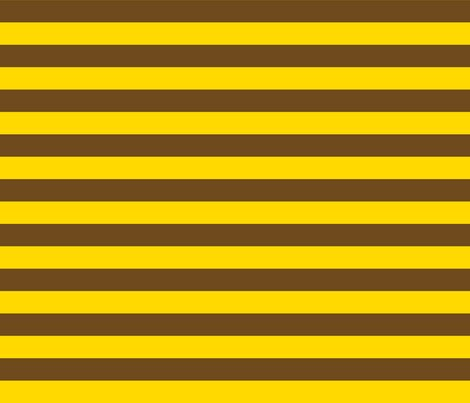 Rr20150903-100_-_stripes_-_horizontal_-_1_inch_-_yellow_ffd900_and_dark_yellow_6e4a1c_shop_preview