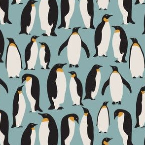 Penguin colony (small version)