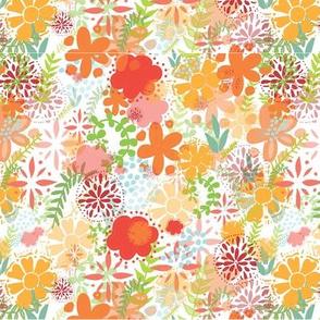 bountiful flowers
