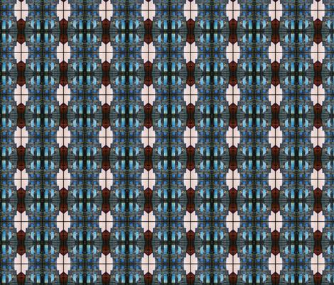 Heritage Bricks fabric by ms_majabird on Spoonflower - custom fabric
