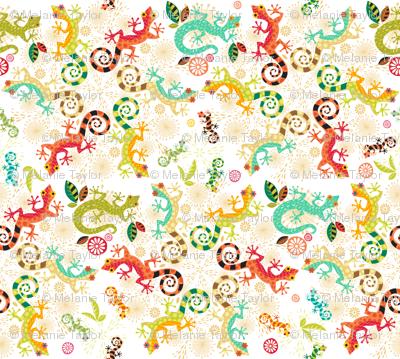 Dizzy Lizards