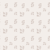 Jasmine Leaf Mono