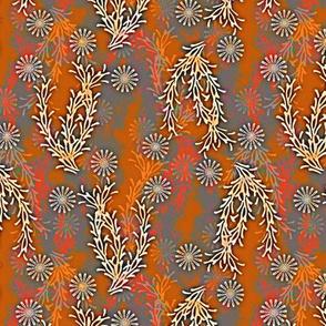Autumn Field in Rust