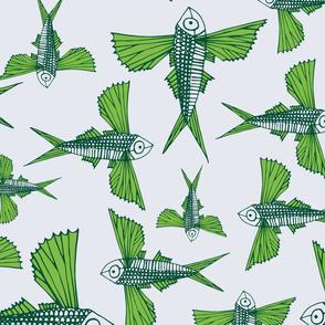Malolo- Flying Fish