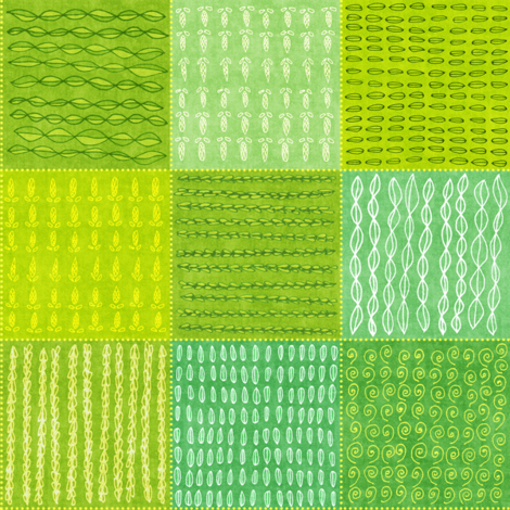 Crop Rotation - 8 inch repeat fabric by elramsay on Spoonflower - custom fabric