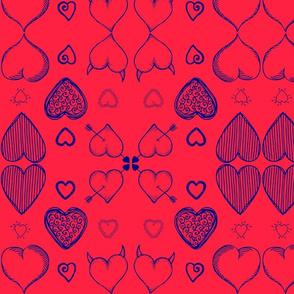 quiltykt's hearts of hearts