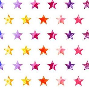 ink stars - squid coordinate