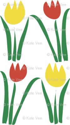 Floriade Tulips_city