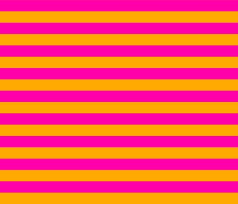 20180127-002_-_stripes_-_horizontal_-_1_inch_-_pink__ff00aa__and_light_orange__ffaa00__shop_preview