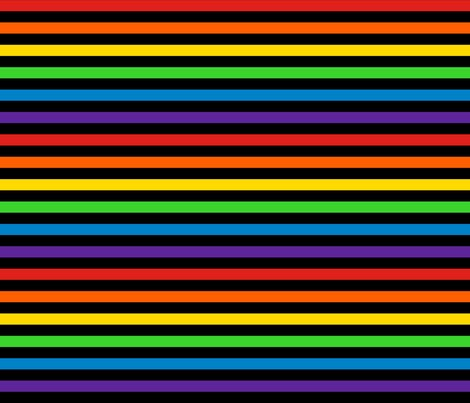 R20160224-002_-_stripes_-_horizontal_-_0.5_inch_-_rainbow___black_shop_preview