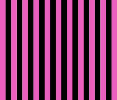 20150904-068_-_stripes_-_vertical_-_1_inch_-_pink_e95fbe_and_black_shop_preview