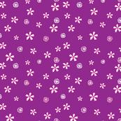 Clover Flowers Vibrant
