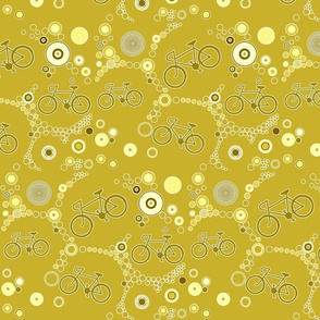 bicycles_in_yellow