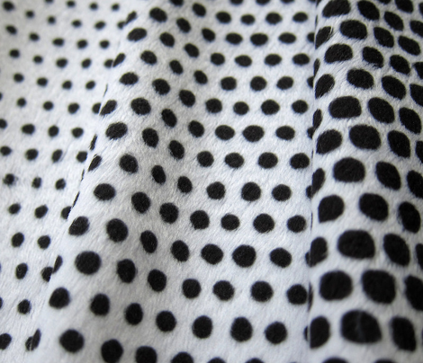 Bold Ben-Day Dots