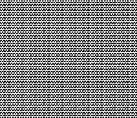 Bold Ben-Day Dots fabric by marketa_stengl on Spoonflower - custom fabric