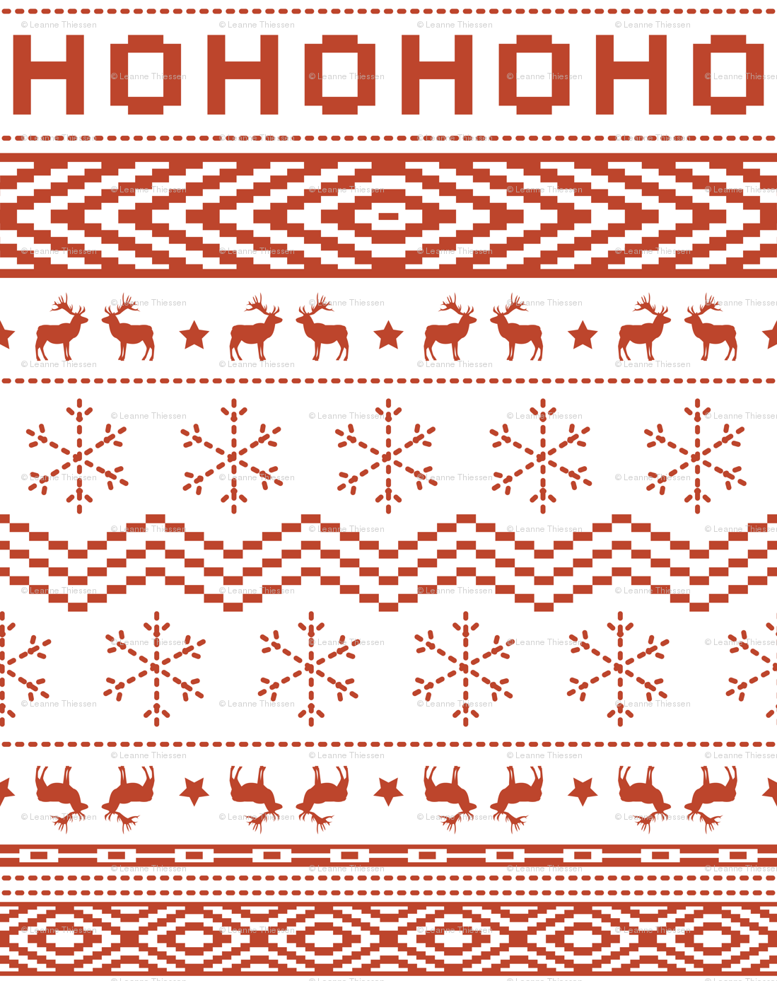 Ugly Christmas Sweater - White (Small Scale) wallpaper ...