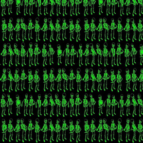 Black___Green_skeletons