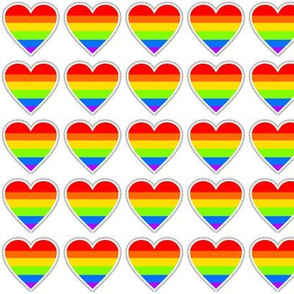 XOX Equality Heart Frame