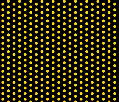 Rr20150905-004_-_spots_-_size_1_inch_-_spacing_2_inch_-_yellow_ffd900_on_black_shop_preview