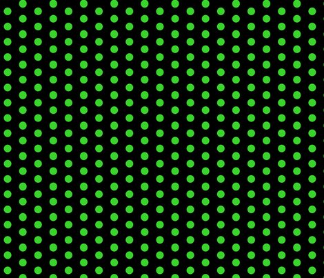 R20150905-005_-_spots_-_size_1_inch_-_spacing_2_inch_-_green_3ad42d_on_black_shop_preview