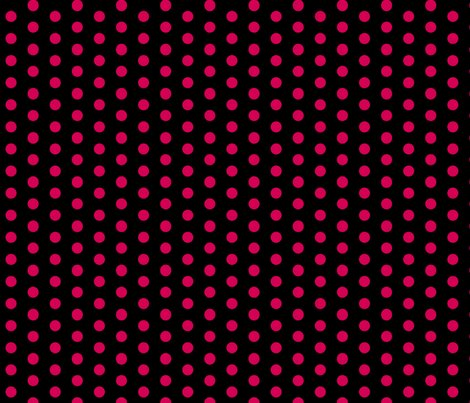 R20150905-011_-_spots_-_size_1_inch_-_spacing_2_inch_-_dark_pink_d30053_on_black_shop_preview