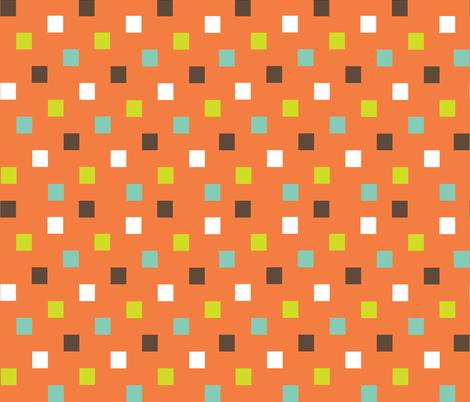 GYGO_Tile fabric by alchemiedesign on Spoonflower - custom fabric