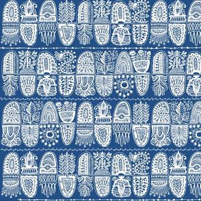 kuperad, blue&white 27