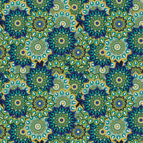 bluemandala