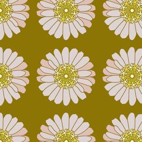 Floral Vintage Fusion 1
