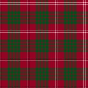 Crawford Clan Tartan (modern)