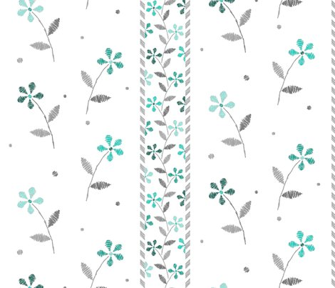 Rcrayon_flowers_strips_aqua_grey_shop_preview