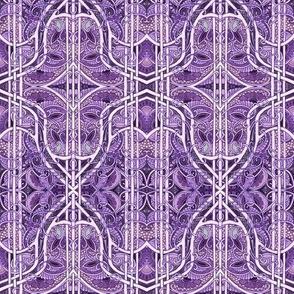 Purple Paisley Place