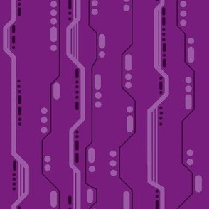 Circuit purple