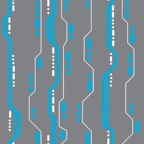 Circuit turquoise