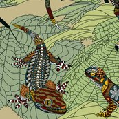 Luverly_zentangled_painted_lizards_on_pntd_lvsnew_shop_thumb