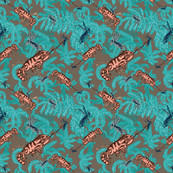 Ditsy-Lizards-for-Spoonflower