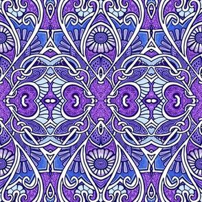 Purple Daisy Nouveau Deco Cuisinart Twister