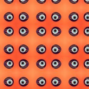 Nazar with Orange background