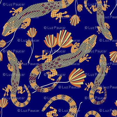 Lizards lp