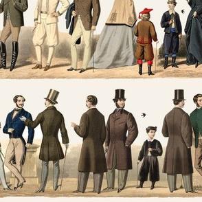 La Mode Antique 1a